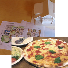 2016年10月23日(日)初秋のピザ釜料理イベント&第6回ログハウス勉強講座 in 関西展示場