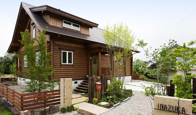 使いやすく、生活しやすい 懐かしさを感じさせる どこから見ても美しいDログの家