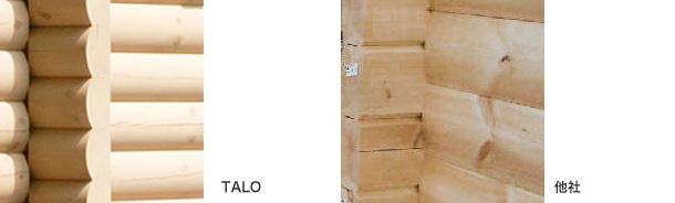 くっきりカーブが美しいTALOのDログ!