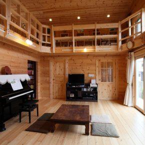 冬がとにかく暖かい。初めての冬はエアコン1台と小さなストーブで家中が暖かかったです。
