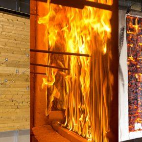60分耐火認定 業界で最も薄い壁厚で取得!