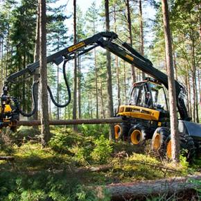 フィンランド工場がPEFC-CoC森林認証を取得!