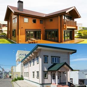 TALOログハウスがログハウス建築コンテストでダブル受賞!