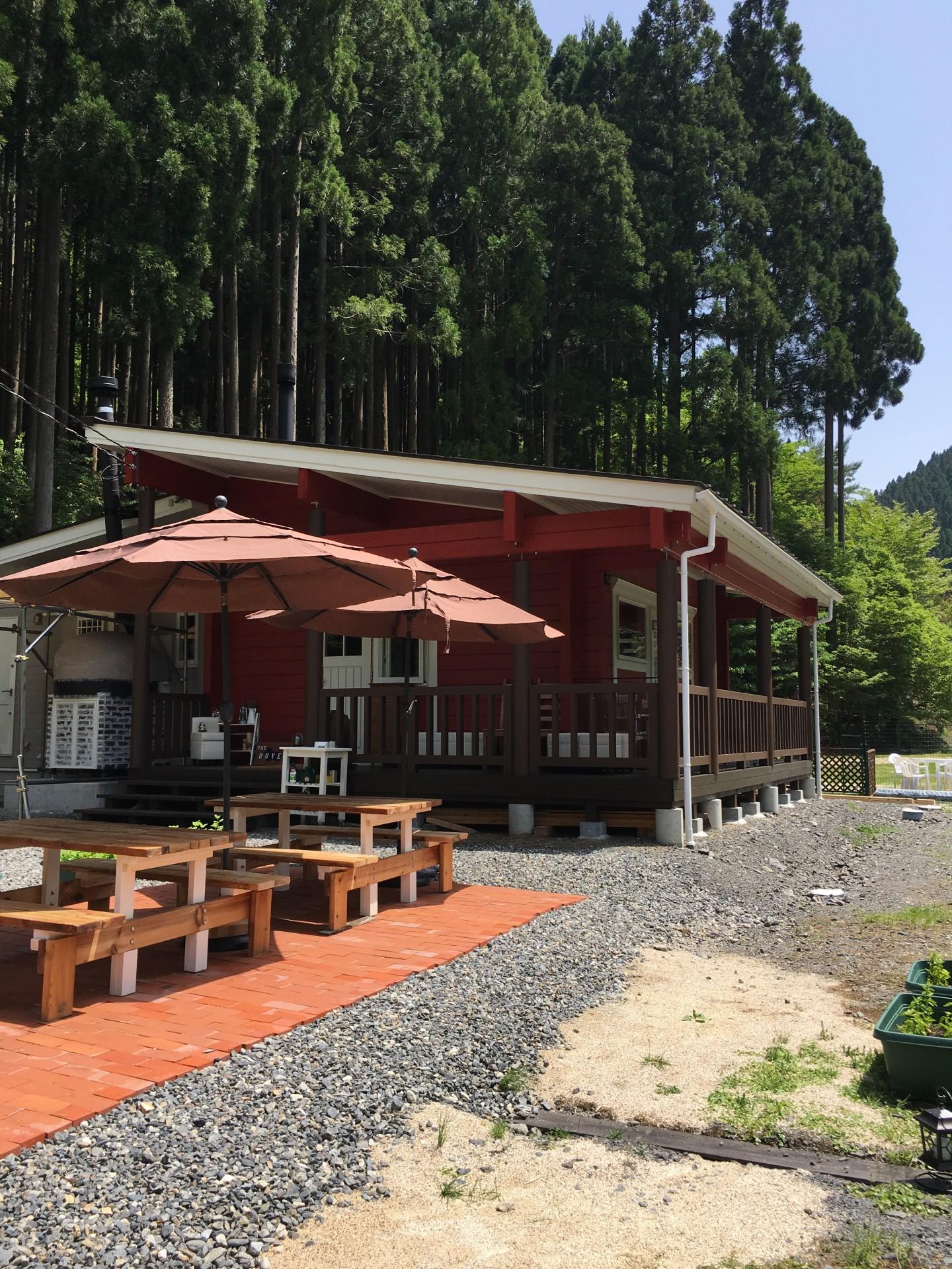 滋賀県大津市にTALOログハウスのレストラン&カフェがオープン!