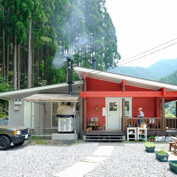 薪窯ピザレストラン&カフェ THE ROVER 滋賀県大津市